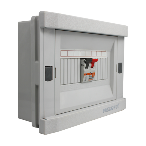 Press Fit Diya Plus Distribution Boards with Metal Back