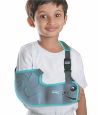 Tynor Pouch Arm Sling- Size- XL/XXL -PC NO-C 01