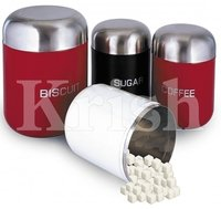 Coloured Capsule Canister T/S/C
