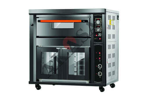 Gas Deck Oven with Proofer