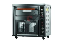 Electric Deck Oven with Proofer