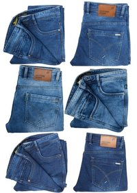 Man Denim Jeans