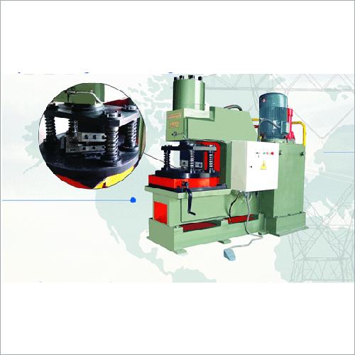 Hydraulic Angle Steel Notching Machine