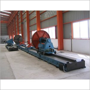 Steel Pipe Flange Composite Jointing Machine