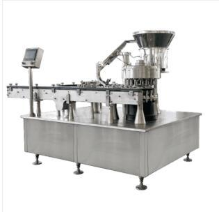 Vial Bottle Capping Machine