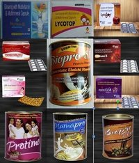 Supplements PCD & Franchise