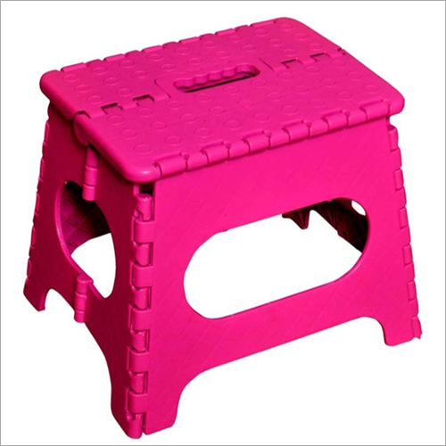 Plastic Portable Folding Stool