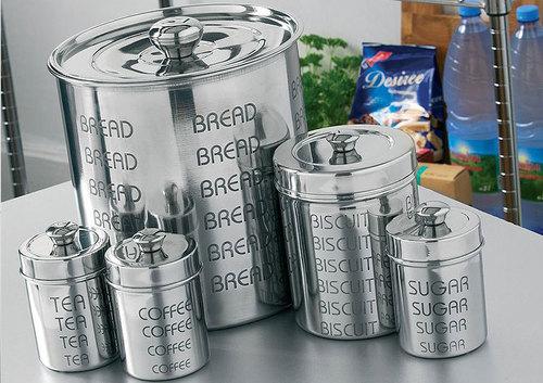 Repilca Bread Bin Set - 6 pcs