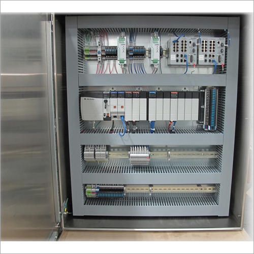 Industrial PLC Automation Panel
