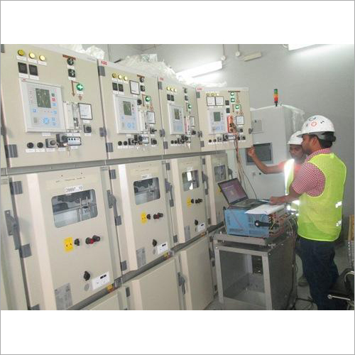 Relay Testing And Calibration Service