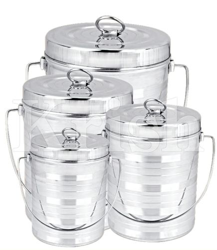 Insulated Hot Pots Storage Wares & Food Carriers