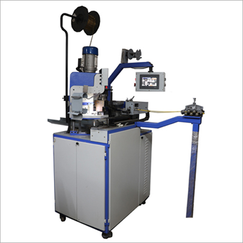 CRYSTAL 15 Wire Cutting - Stripping And Crimping Machine
