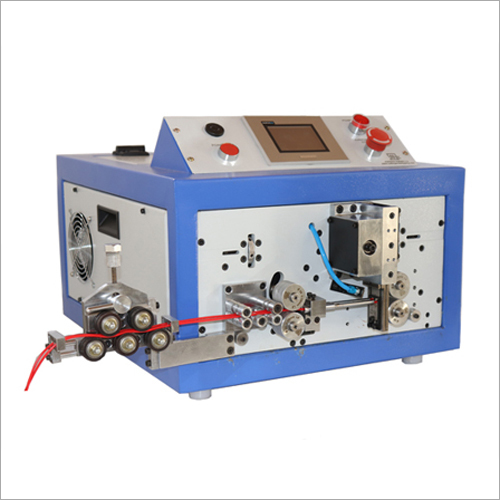 HSE-142 High Speed Wire Cutting And Stripping Machine