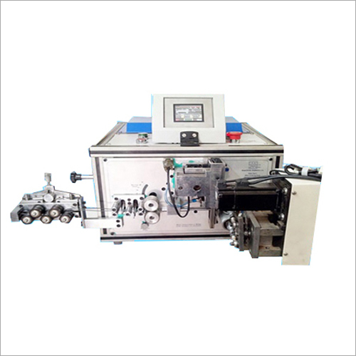 RAE-SER-1-T Wire Cutting - Stripping And Twisting Machine