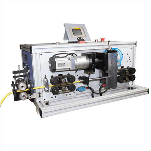 Heavy Duty Wire Cutting And Stripping Machine