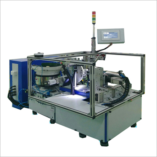 Dummy Pin Insertion Machine