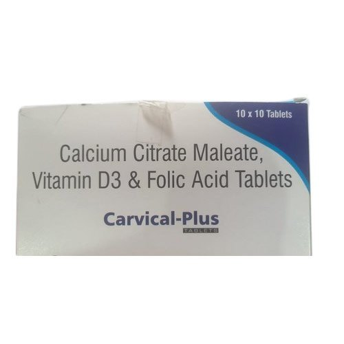 Carvical Plus Tablets