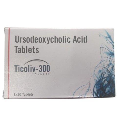 Ticoliv 300 Tablets