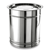 SS Drum With Lid