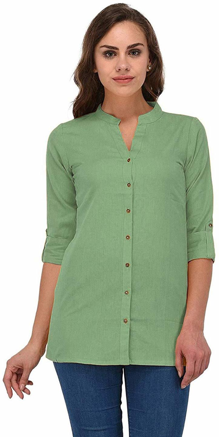 Ladies Plain Top