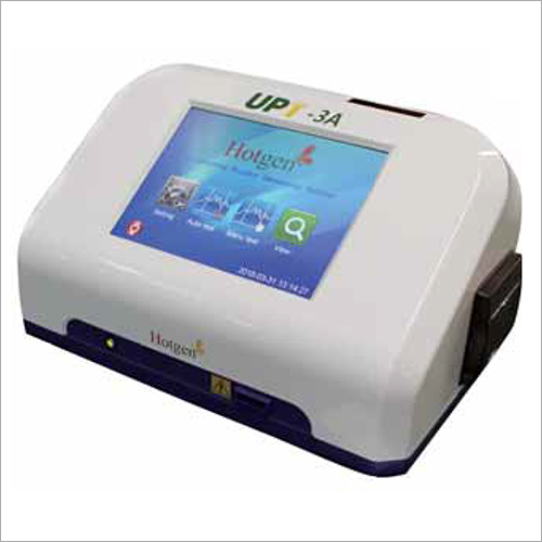 UP-Converting Phosphor Immunoassay Test System