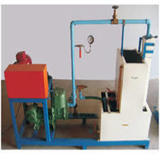 Parallel And Series Pump Experiment Setup