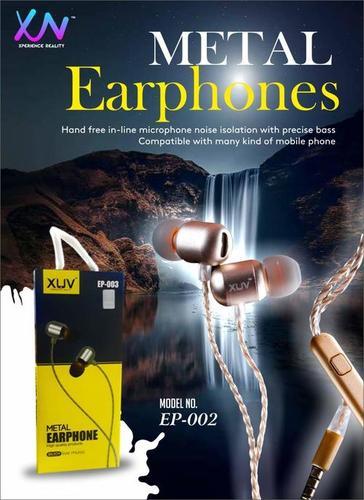 Metal Earphone-EP02