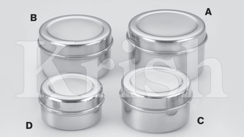 Spice Canister Plain