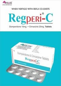 Domperidone 15mg + Cinnarizine 20mg