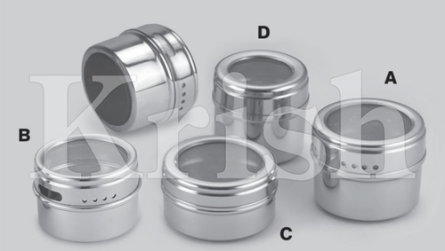 Spiece Canister - Magnetic Base