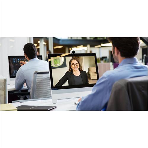 Touch based Desktop Video System