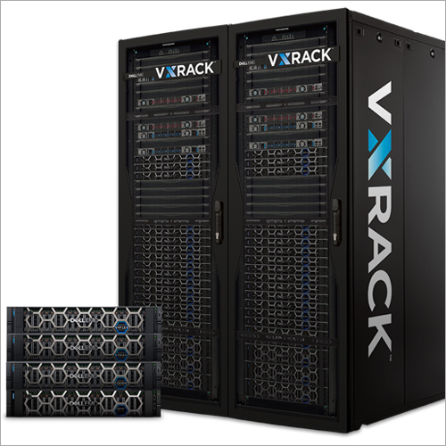 Flexible Rack Hyper-Converged System
