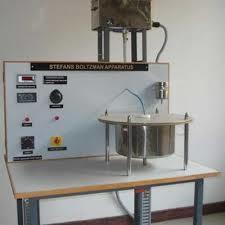 Stefan - Boltzmann Apparatus