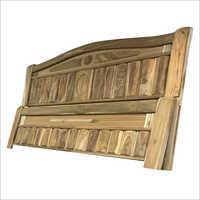 Hardwood Bed Headboard