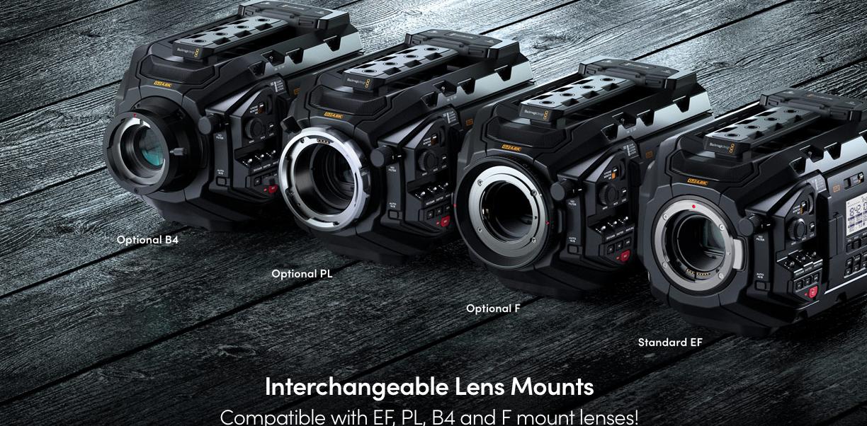 Blackmagicdesign URSA Mini 4.6K Pro _ Film Camera