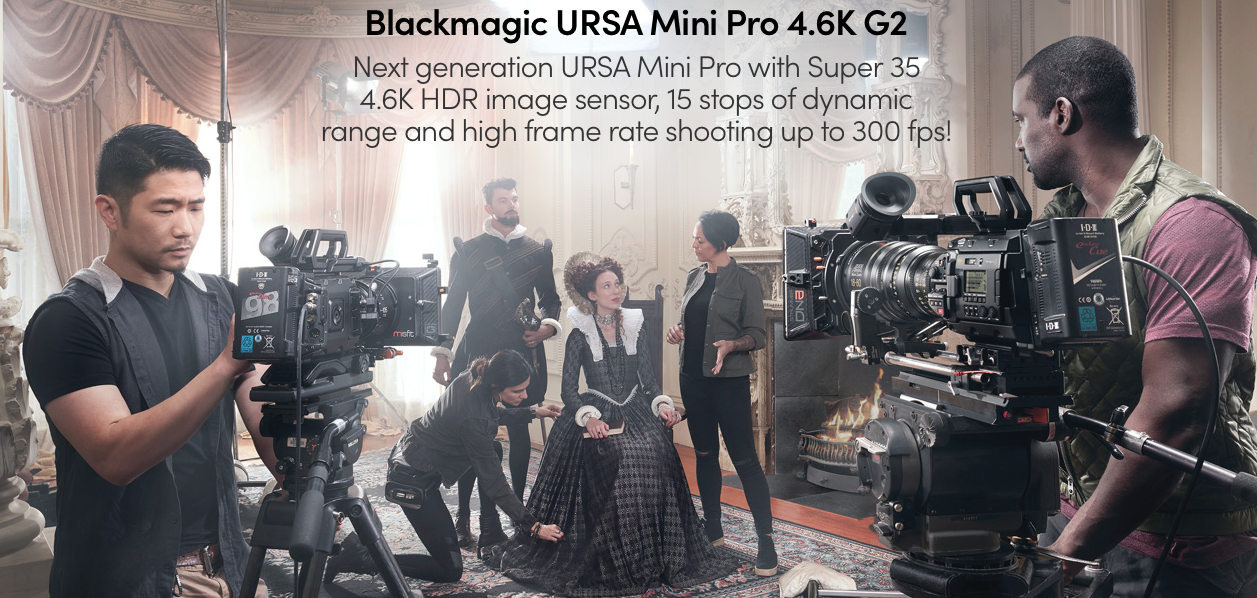 Blackmagicdesign URSA Mini 4.6K Pro _ Film Camera