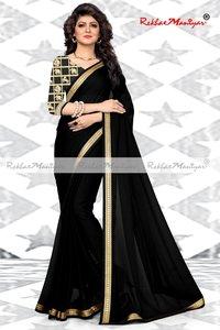 bollywood saree, silk chiffon saree boutique saree, branded saree