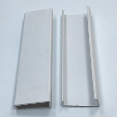 Custom Plastic U Strip Channel PVC Profile Manufacturer