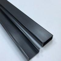 Custom Plastic U Strip Channel PVC Profile Manufacturer