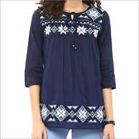 Womens Cotton Top