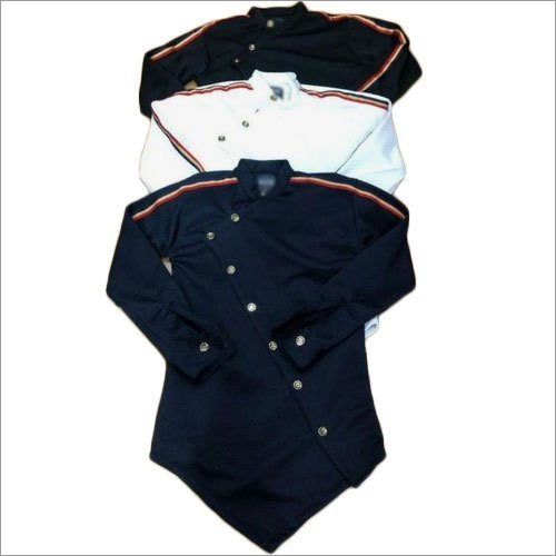 Mens Blue Party Wear Shirt