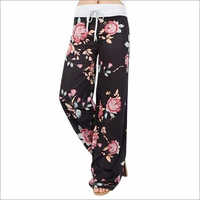 Ladies Floral Pajama
