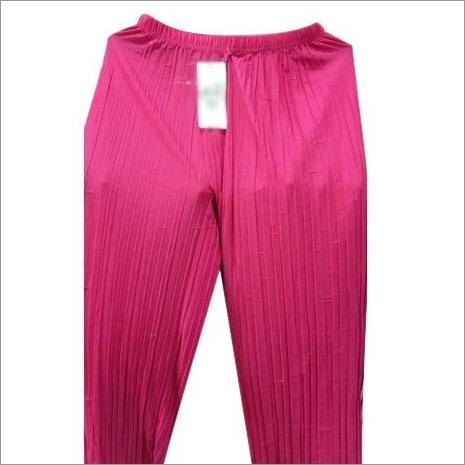 Ladies Plain Pajama