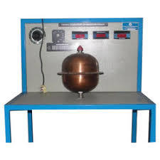 Thermal Conductivity Of Insulting Powder Apparatus