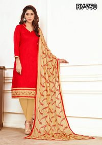 Designer Dress Material For Women