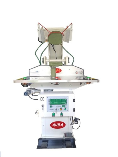 Jacket Sleeve Nipping Pressing Machine  (AG-114 B)