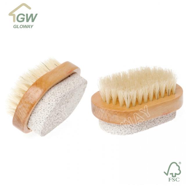Wholesale China Trade Pumice Stone Foot File Brush