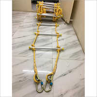 Aluminium Rungs Rope Ladder