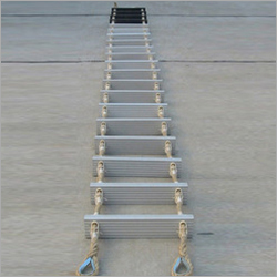 Aluminum Step Rope Ladder