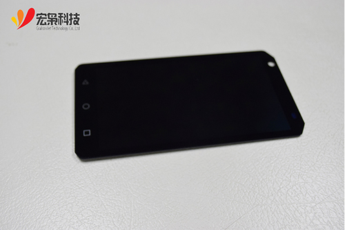 5 inch oled touch screen